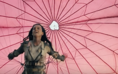 RISE by Katy Perry an inspirational song