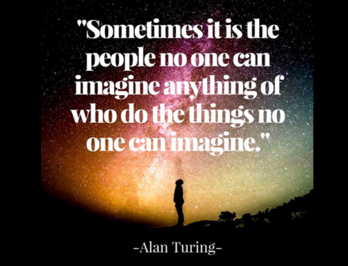 Alan Turing Really Gets It
